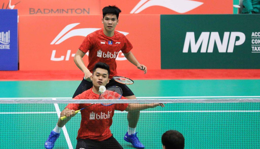 Indonesia Tantang Korsel di Semifinal