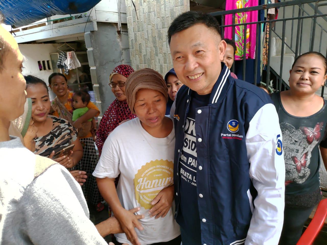 Cara Karna Melayani Warga Jakarta