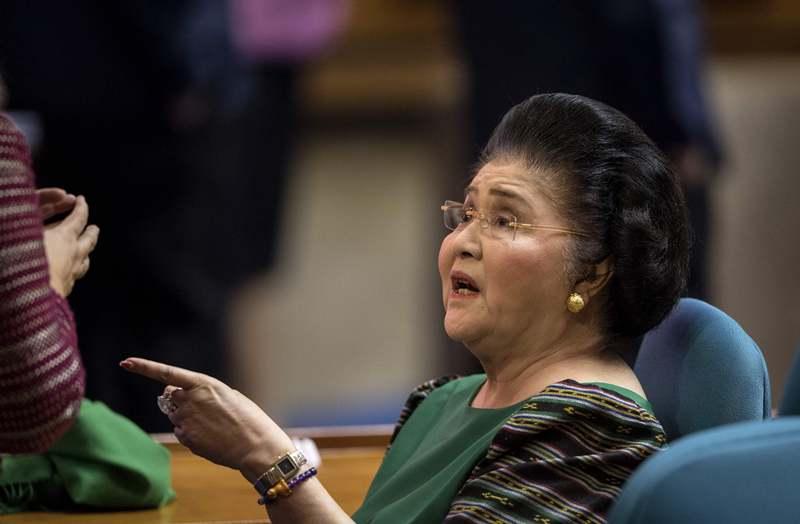 Kecil Kemungkinan Janda Mantan Presiden Filipina Dihukum