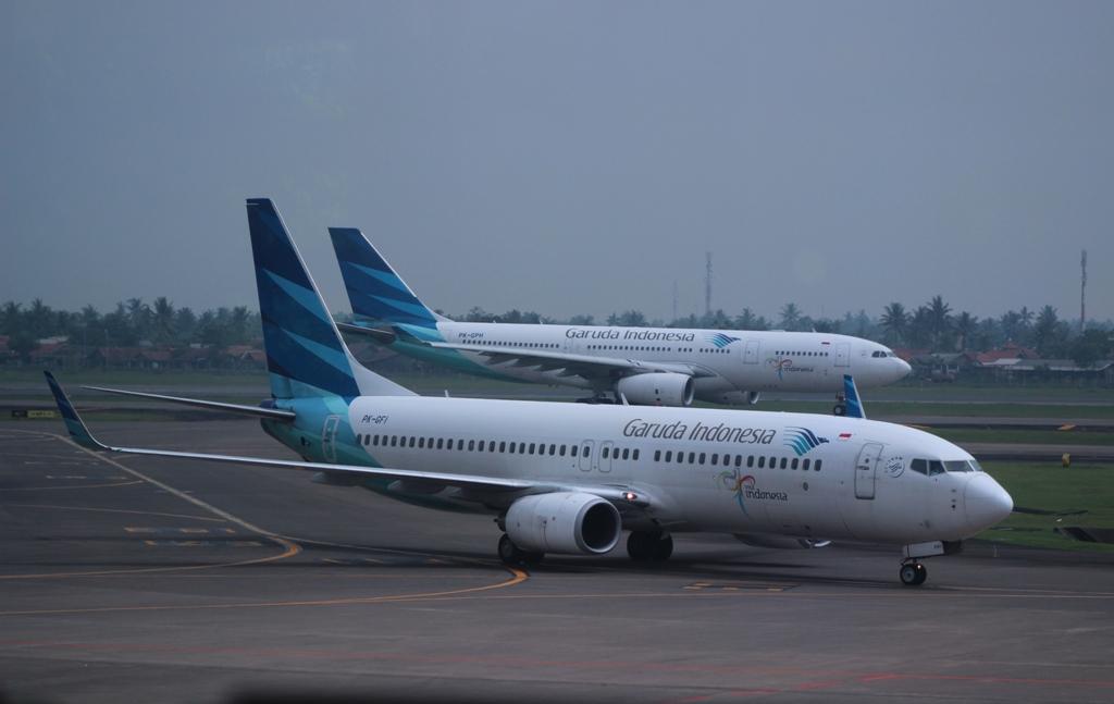 Boeing 737 Max 8 Milik Garuda Diklaim Layak Terbang