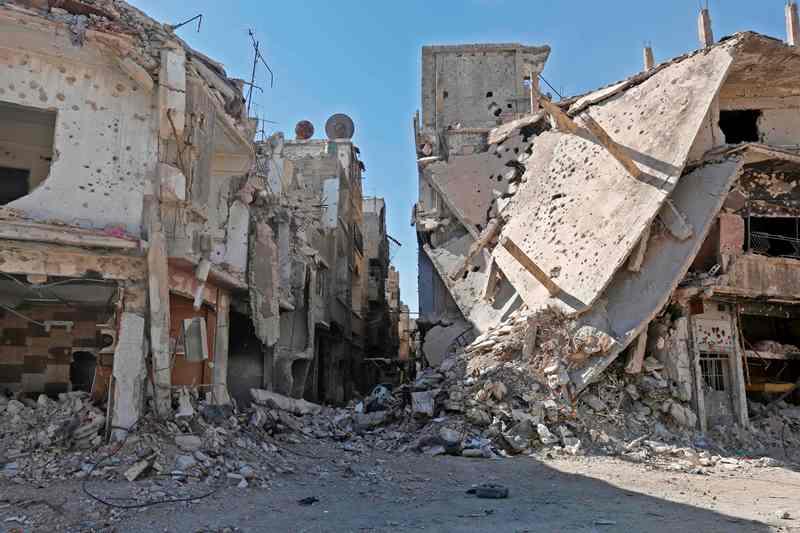 Serangan di Idlib, 22 Pasukan Pemberontak Tewas