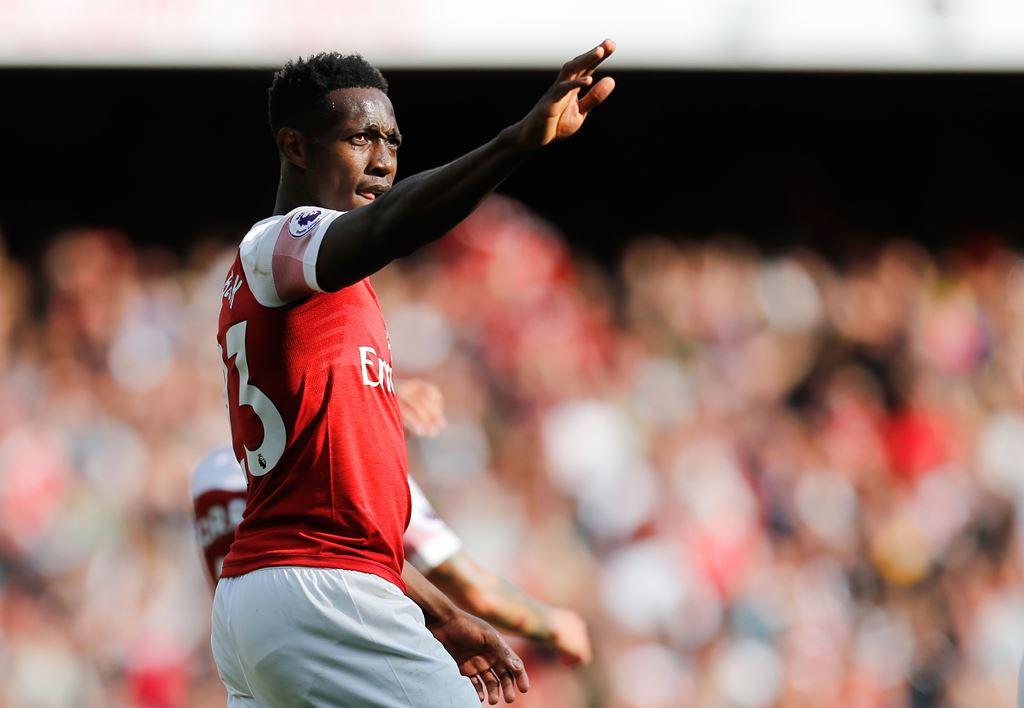 Arsenal Konfirmasi Cedera Danny Welbeck