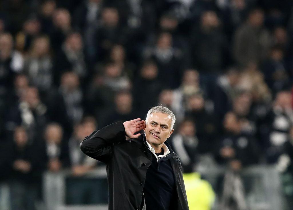 Legenda United Dukung Selebrasi Mourinho