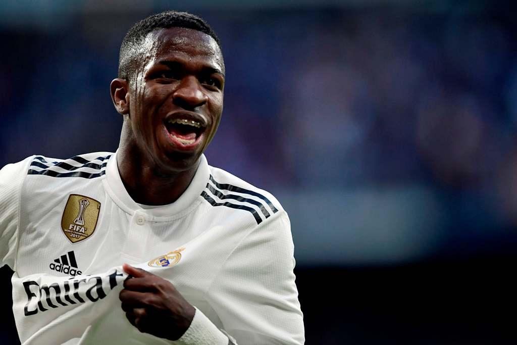 Vinicius Dipercaya akan Sukses di Madrid