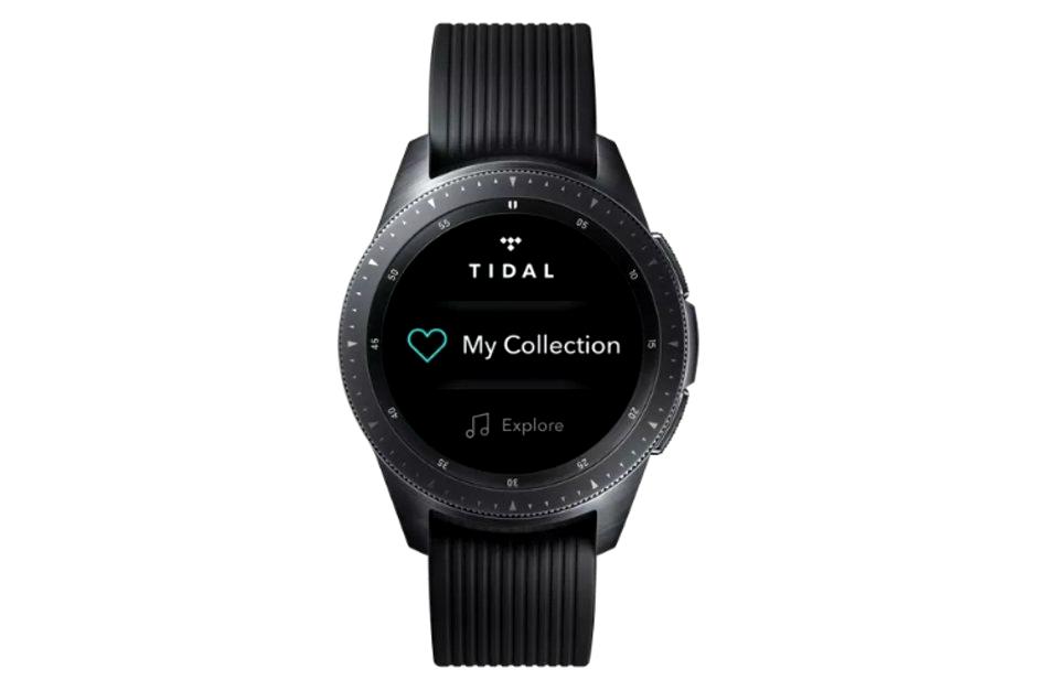 Aplikasi Tidal Hadir untuk Galaxy Watch dan Wearable Samsung