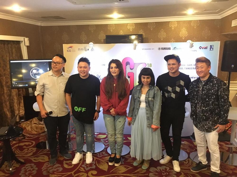 Sammy Simorangkir dan Saykoji akan Tampil di Indonesia Gospel Festival 2018