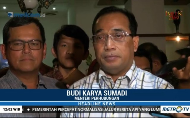 Kemenhub Siapkan Santunan Korban Tragedi Surabaya Membara