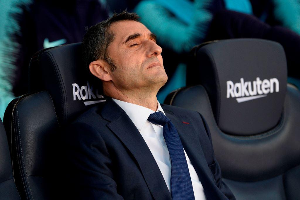 Penjelasan Valverde Usai Barcelona Dipermalukan Real Betis