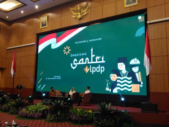 LPDP Siapkan Kuota Beasiswa Khusus Santri