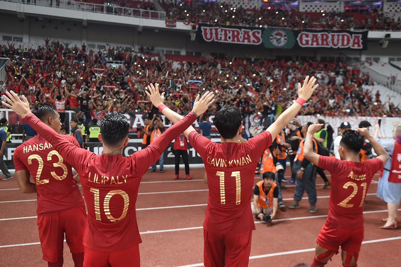 Timnas Indonesia Kalahkan Timor Leste 3-1