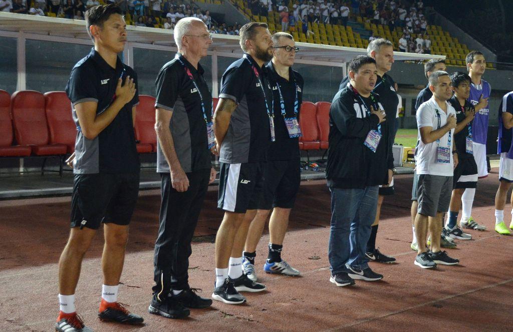 Komentar Eriksson usai Menjalani Debut Melatih Filipina