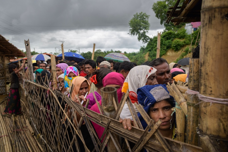 Negara ASEAN Harus Tiru Indonesia dalam Bantu Rohingya
