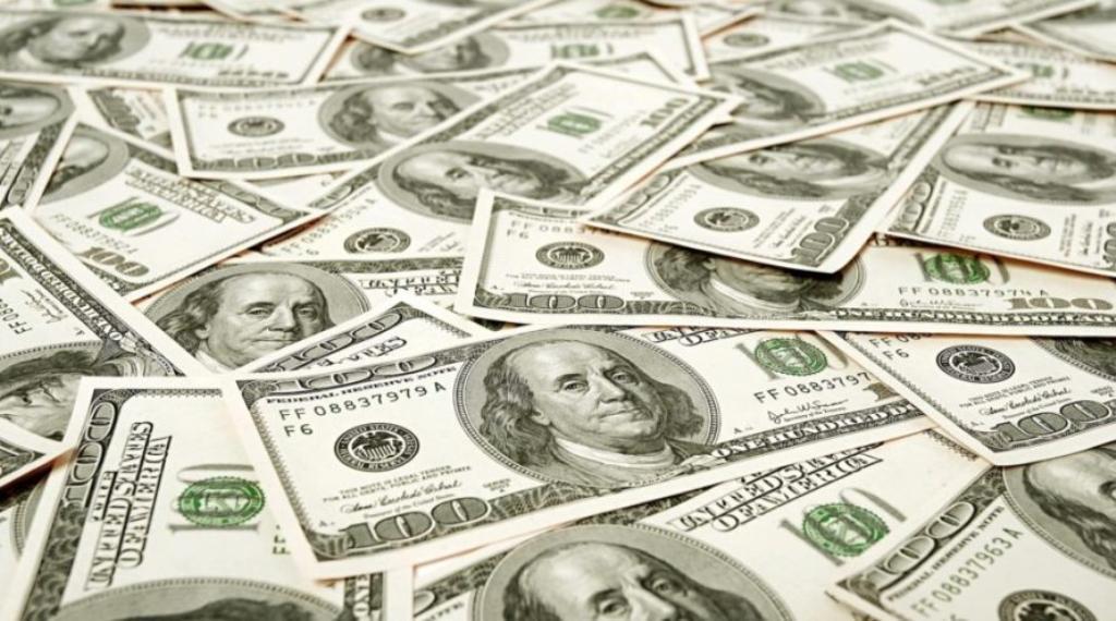 Dolar AS Tumbang