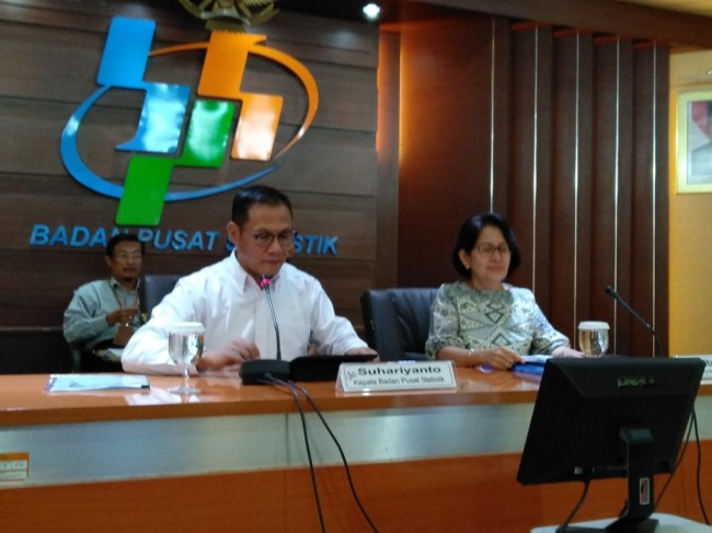 Indonesia Posts $1.82 Billion Trade Deficit in October: BPS