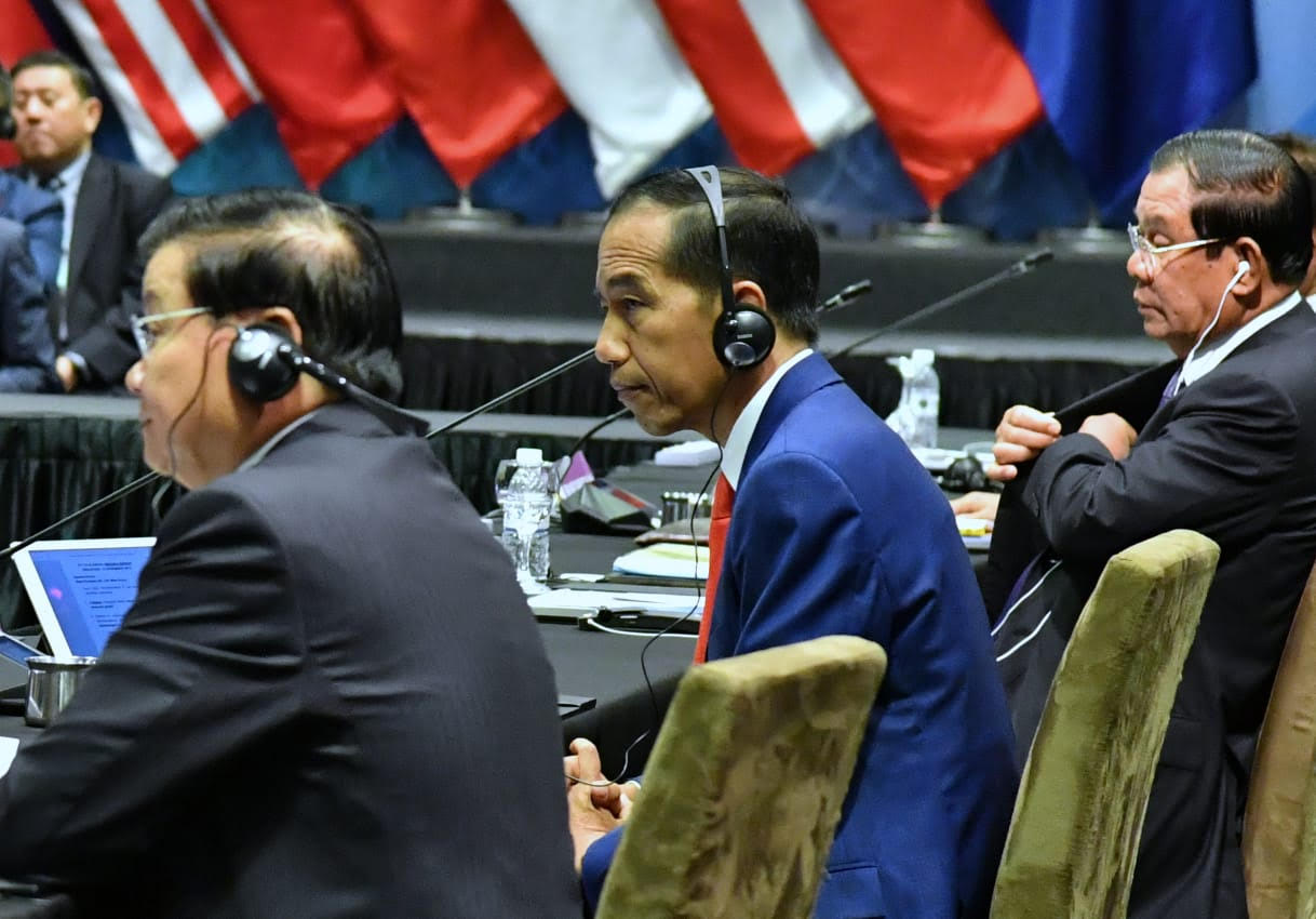 Usul Jokowi bagi Perdamaian Palestina-Israel