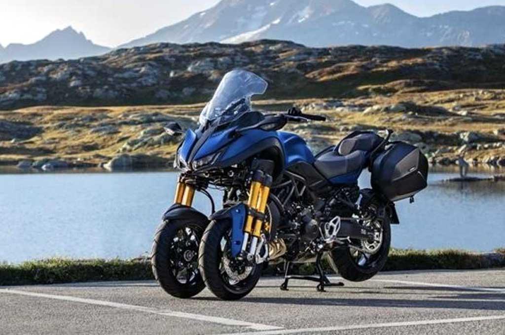 Yamaha Niken GT Nongol di EICMA