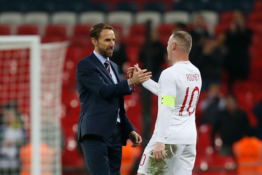 Southgate: Rooney Beri Banyak Pelajaran untuk Inggris