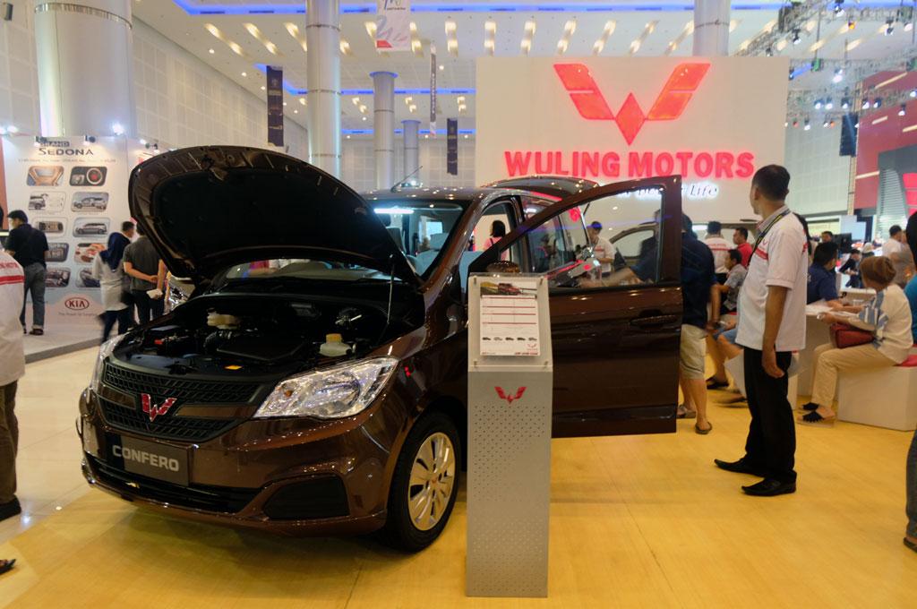 Confero Dapat 1 Bintang ASEAN NCAP, Apa Penjelasan Wuling?