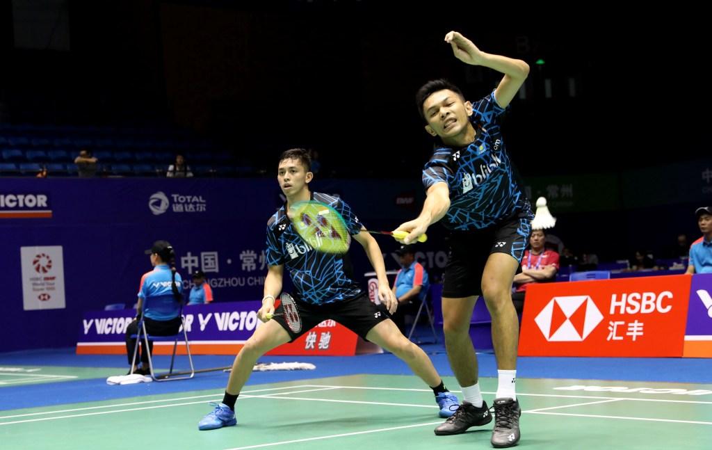 Fajar/Rian Melenggang ke Semifinal