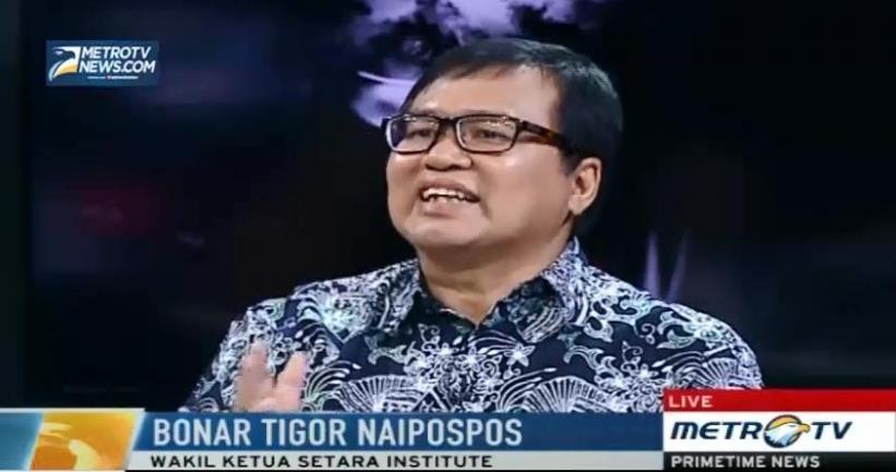 Indonesia Harus Menjaga Kebebasan Berdemokrasi