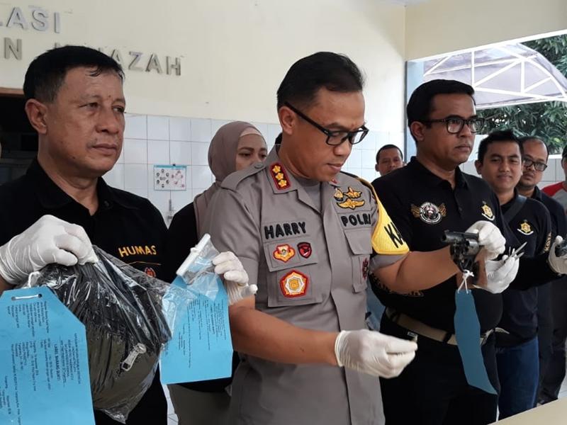 Pencuri Spesial Mobil di Tangerang Tewas Ditembak