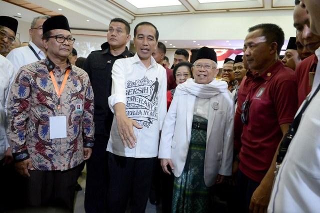Ulama Seantero Banten Selatan Dukung Jokowi-Maruf