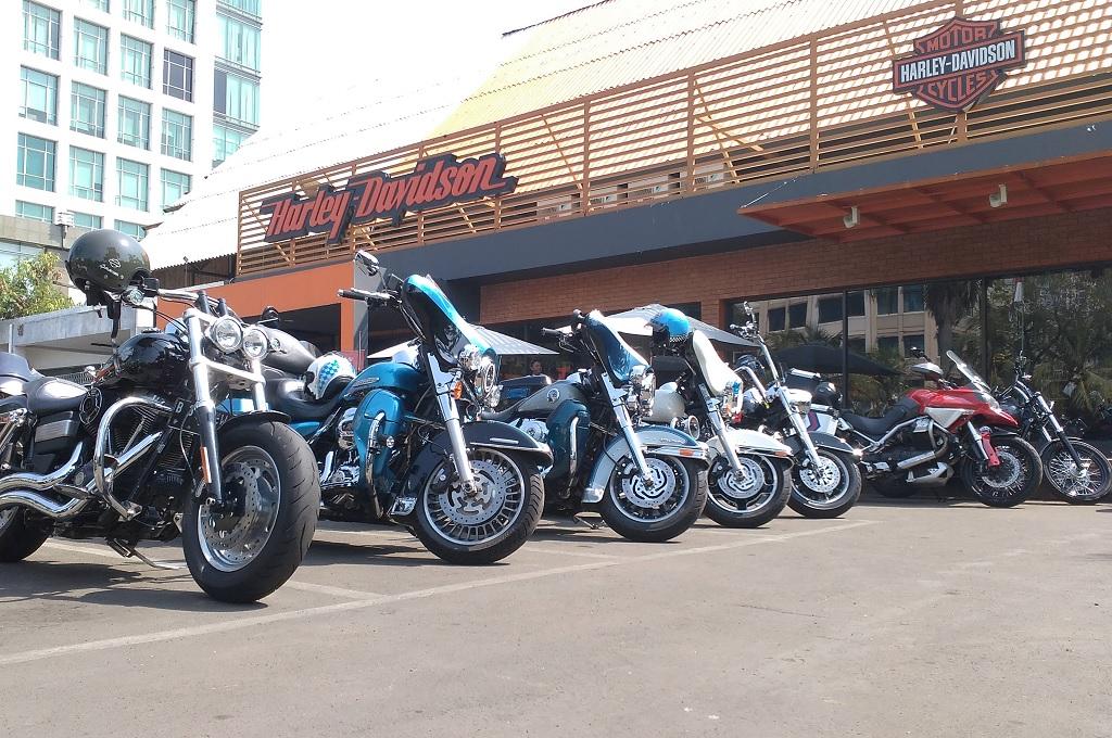 Harley-Davidson Optimis, Segmen 'Crazy Rich Indonesian' Masih Hidup