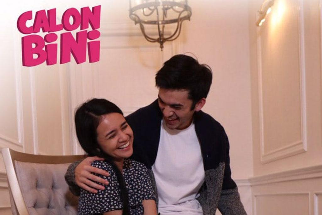 Rizky Nazar dan Michelle Ziudith Reuni dalam Film Calon Bini