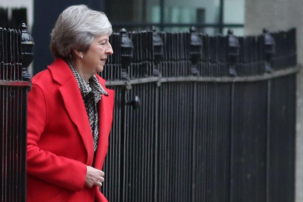 Perubahan Kepemimpinan Bisa Tunda Proses Brexit