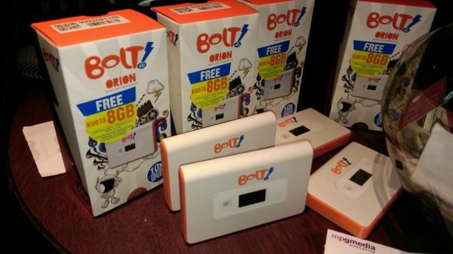 Kemenkominfo Cabut Izin Frekuensi Bolt dan First Media