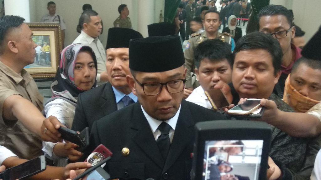 Pesan Ridwan Kamil untuk Penjabat Bupati Cirebon