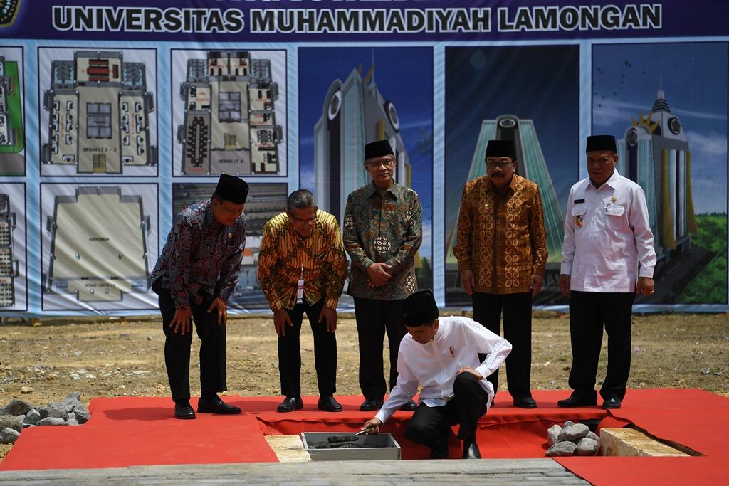 Enam Perguruan Tinggi Muhammadiyah Jadi Universitas