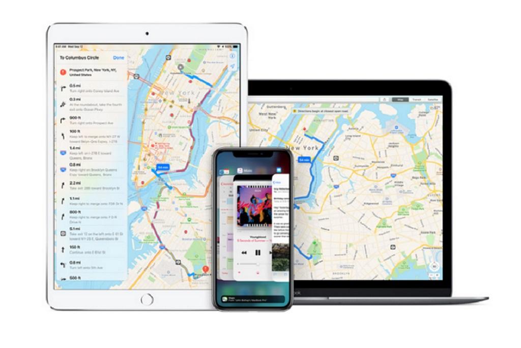 Apple Kembali Menghimpun Data Pejalan Kaki di California