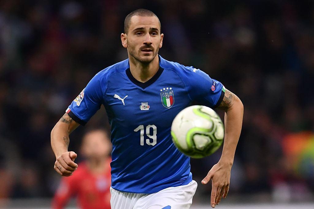 Bonucci Kesal dengan Budaya Suporter Italia