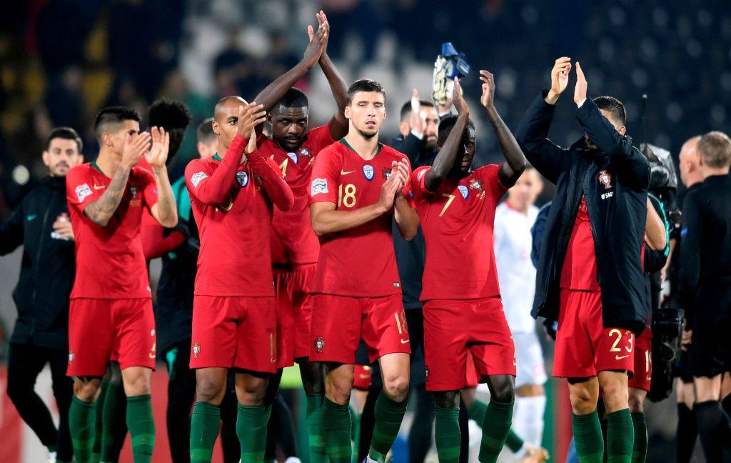Diimbangi Polandia, Portugal Pertahankan Catatan Tak Terkalahkan