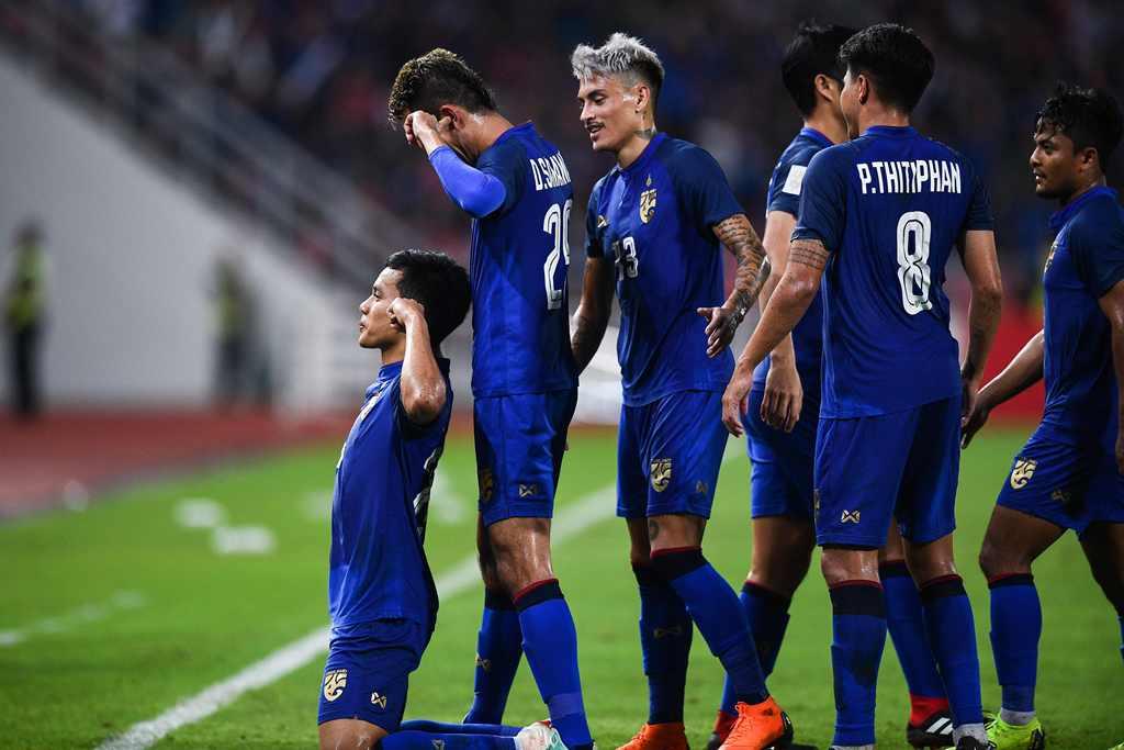 Pelatih Thailand tak Peduli Catatan Heroik kontra Filipina