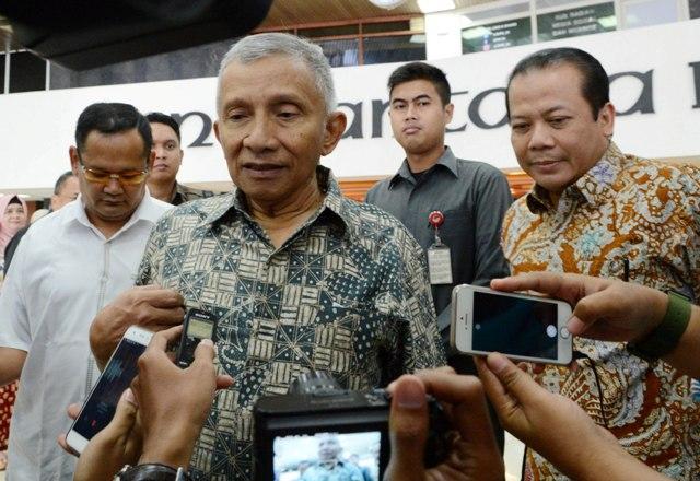 Amien Diminta Menghormati Kebijakan Muhammadiyah