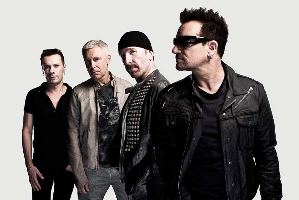 Tur Musik Dua Benua, U2 Raup Rp1,83 Triliun