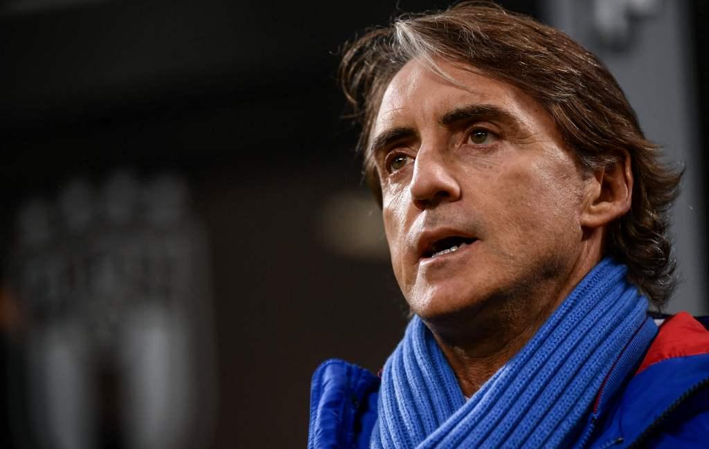 Kekhawatiran Mancini saat Italia Berduel dengan AS