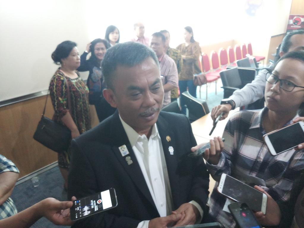 Ketua DPRD DKI Minta Januari Sudah Ada Nama Wagub