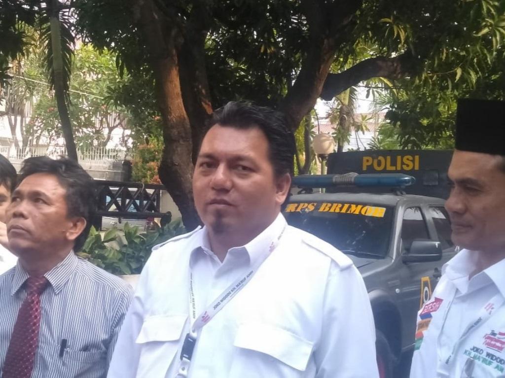 TKN Klarifikasi Budek-Buta Maruf ke Bawaslu DKI