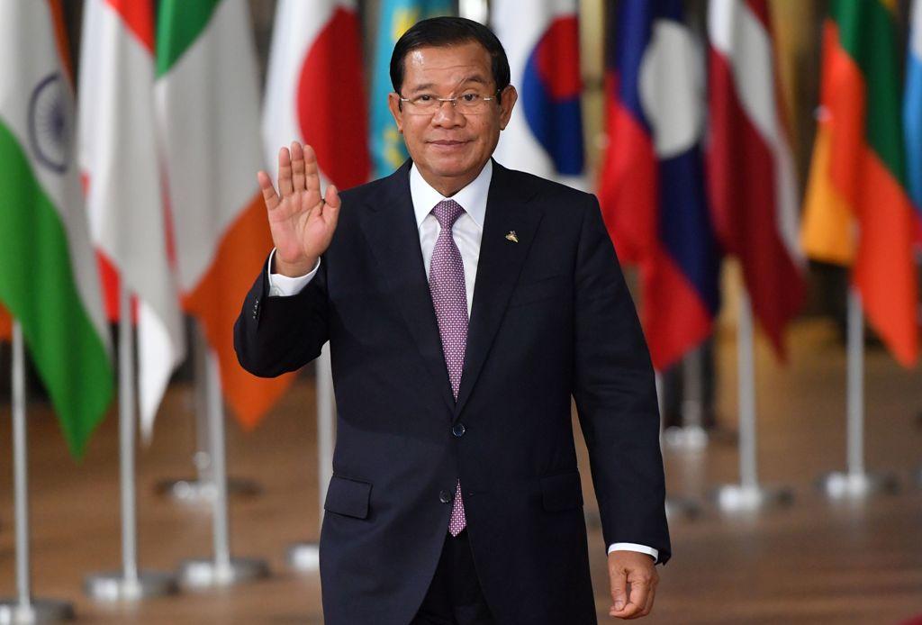 Kamboja Tak Izinkan Negara Lain Bangun Pangkalan Militer