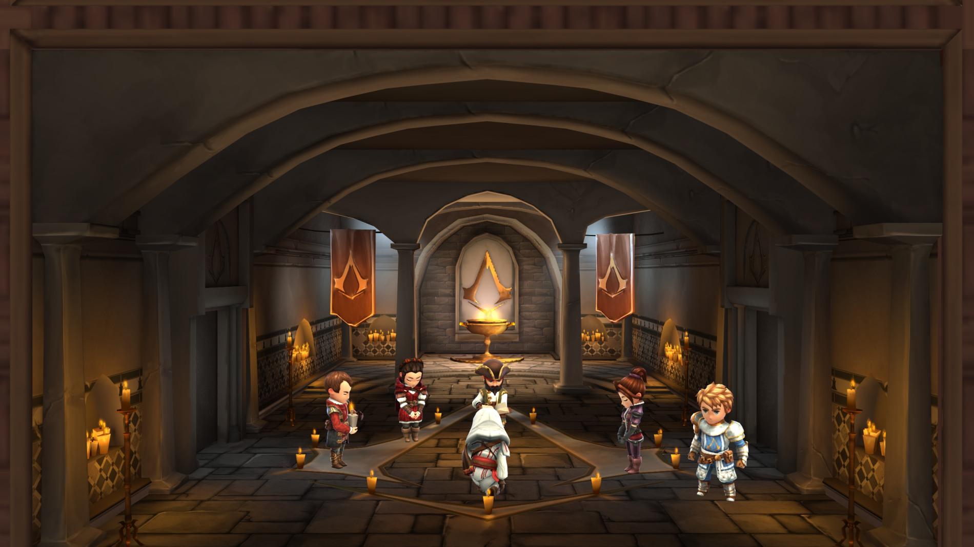 Gamer Sudah Bisa Main Assassins Creed Rebellion di Ponsel