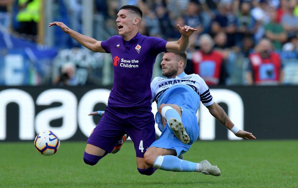 United Tertarik Datangkan Bek Fiorentina