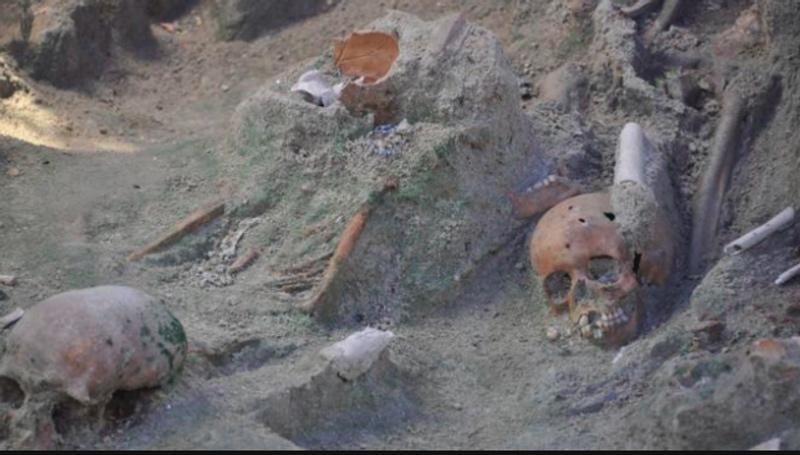 230 Kerangka Ditemukan di Situs Kuburan Massal Sri Lanka