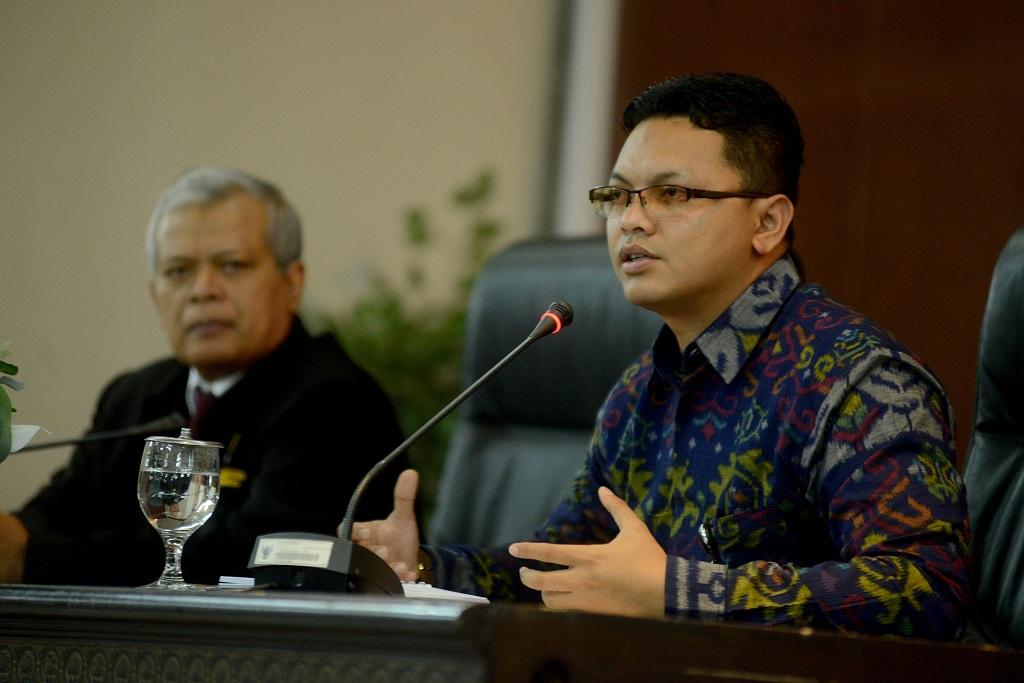 KPU Audiensi dengan MK