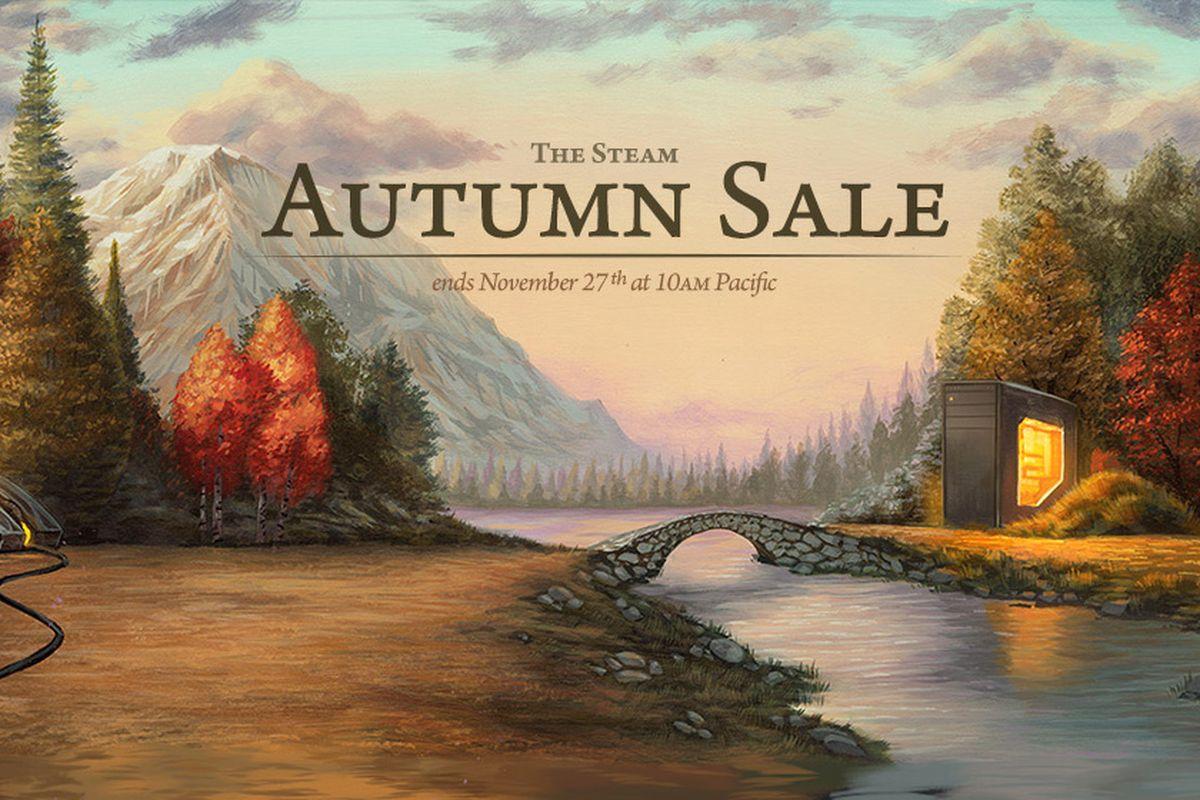 Steam Gelar Autumn Sale Sekaligus Steam Award