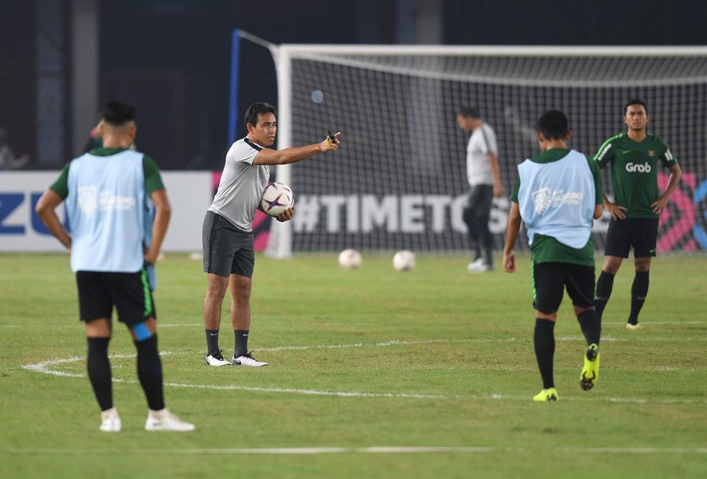 Timnas Indonesia Gagal di Piala AFF, Bukan Salah Bima Sakti