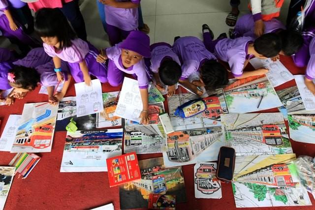 KEIN: Tingkat Literasi di Indonesia 95,5%
