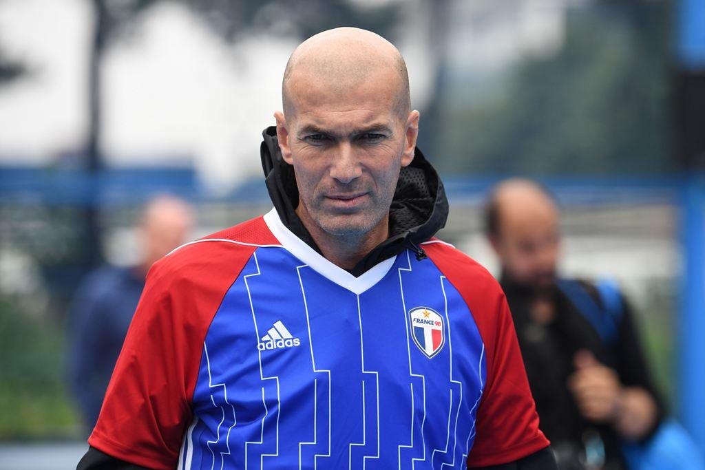 Griezmann Dukung Zidane Latih Timnas Prancis